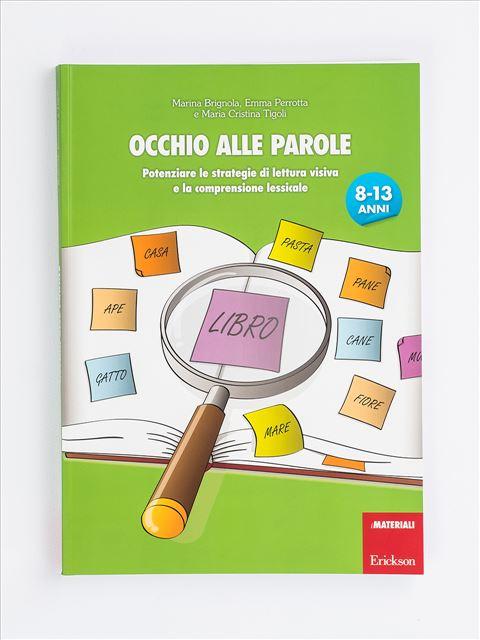 Occhio alle parole - Libri - App e software - Erickson 5