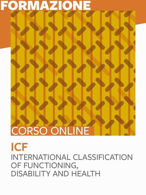 ICF – International Classification of Functioning, Disability and Health - Logopedista - Erickson