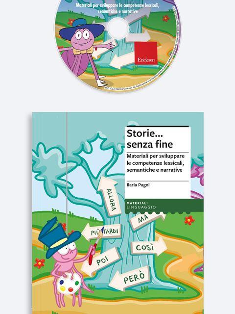 Storie... senza fine - Libri di didattica, psicologia, temi sociali e narrativa - Erickson 2