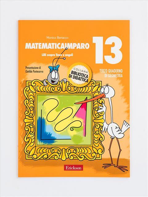 MatematicaImparo 13 - Percezione Spaziale - Erickson