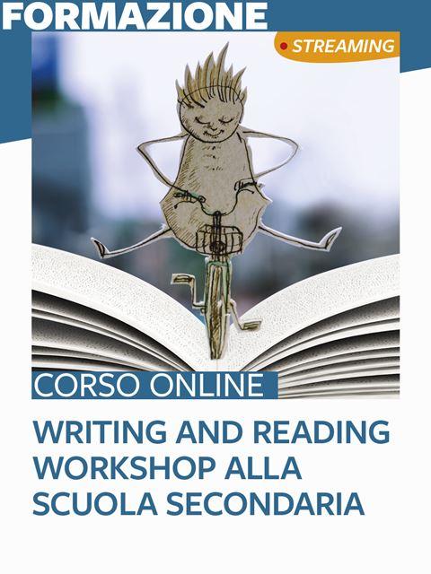 Writing and Reading Workshop – scuola secondaria - Search-Formazione - Erickson