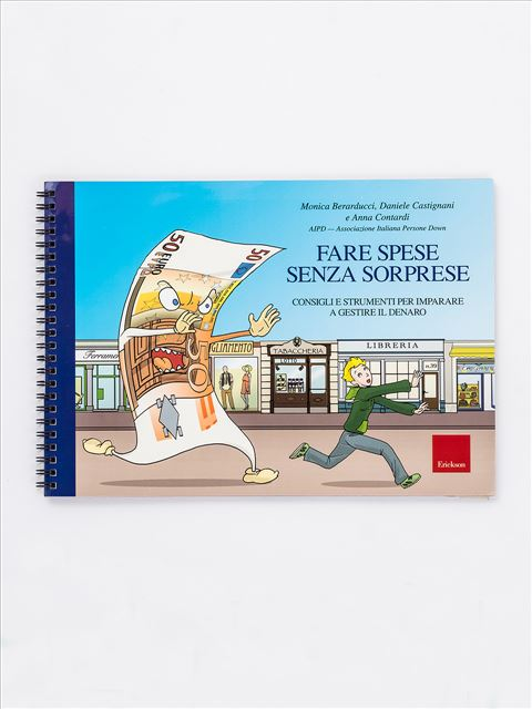 Fare spese senza sorprese - Libri - Erickson