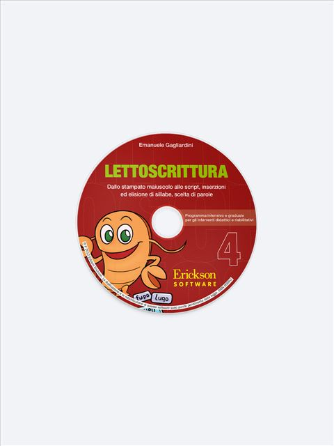 LETTOSCRITTURA - Volume 4 - Libri - App e software - Erickson 5