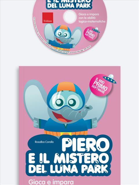 Piero e il mistero del luna park - Prerequisiti per l'apprendimento - Erickson