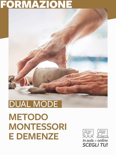 Metodo Montessori e demenze - Fisioterapista - Erickson 2