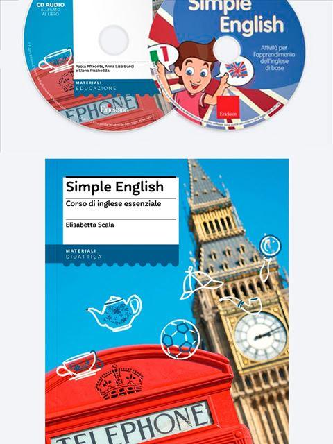Simple English - App e software per Scuola, Autismo, Dislessia e DSA - Erickson 3