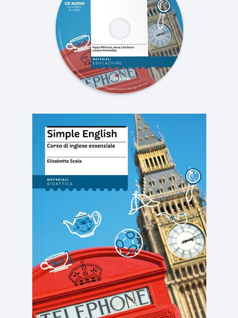 Simple English - App e software per Scuola, Autismo, Dislessia e DSA - Erickson