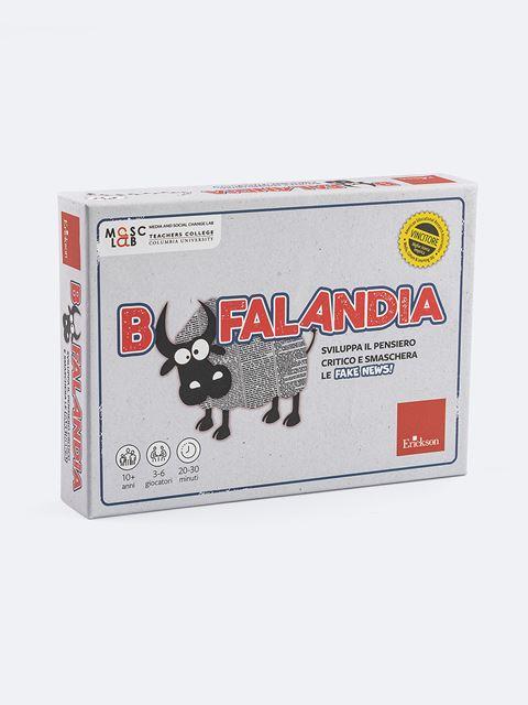 Bufalandia - Didattica ludica - Erickson