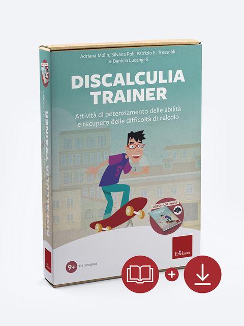 Discalculia trainer - Libri e corsi su DSA, disturbi specifici apprendimento - Erickson