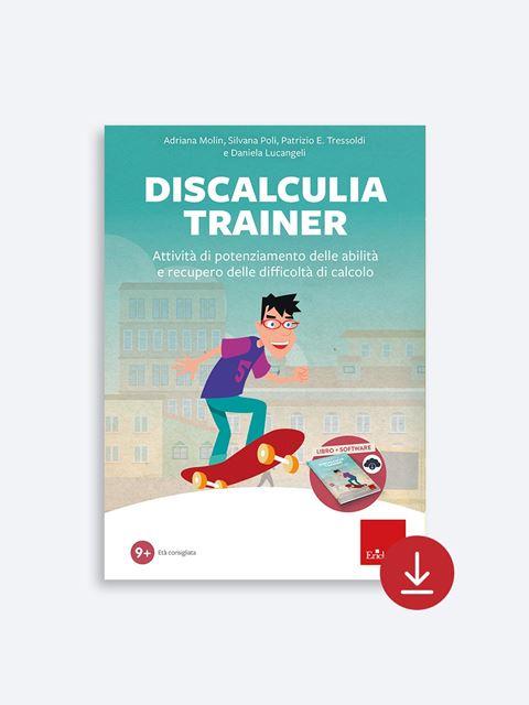 Discalculia trainer - Libri e corsi su DSA, disturbi specifici apprendimento - Erickson 2