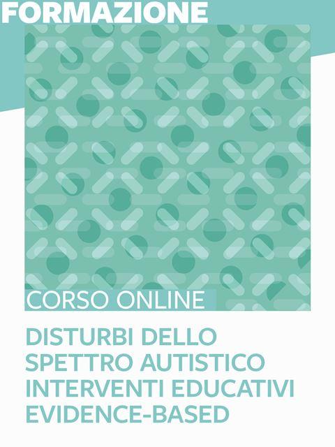 Disturbi dello spettro autistico - Search - Erickson