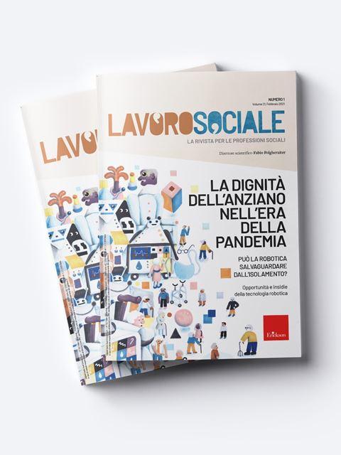 Lavoro sociale - Annata 2022 - Docente / Ricercatore universitario - Erickson