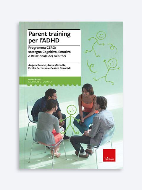 Parent training per l'ADHD - Libri e corsi su ADHD, DOP e disturbi del comportamento - Erickson