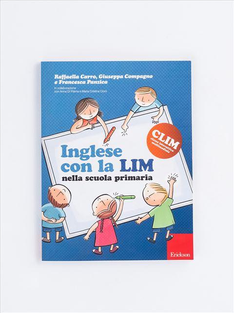 Inglese con la LIM nella scuola primaria - In viaggio con Reddy - App e software - Erickson