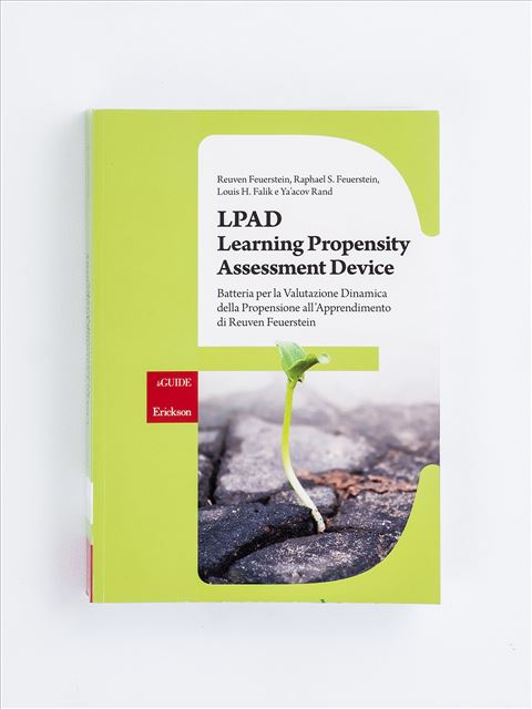 LPAD Learning Propensity Assessment Device - Disagio sociale - Erickson