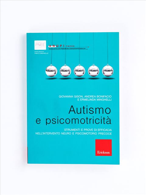 Autismo e psicomotricità Libro - Erickson Eshop
