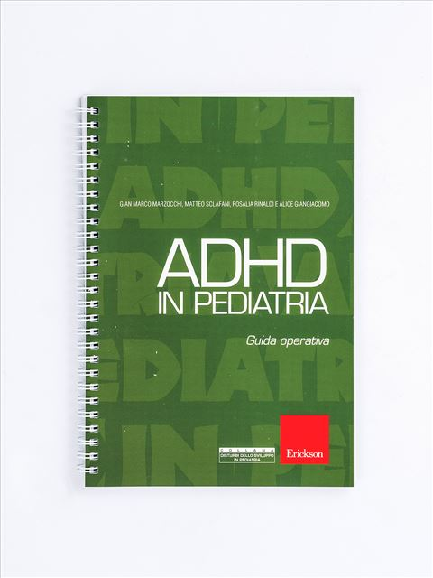 ADHD in pediatria - Libri - Erickson