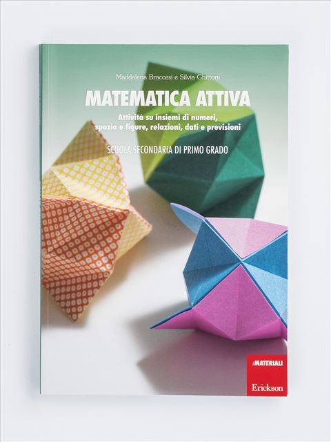 Matematica attiva - Libri - Erickson