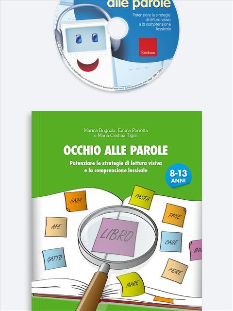 Occhio alle parole - Libri - App e software - Erickson 9