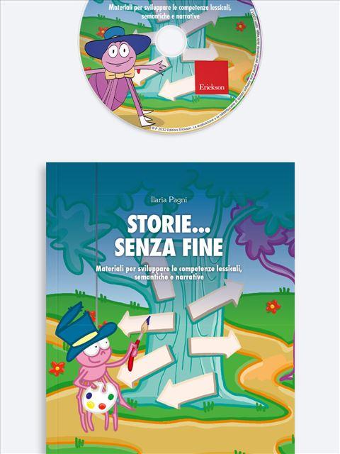 Storie... senza fine - App e software per Scuola, Autismo, Dislessia e DSA - Erickson 2