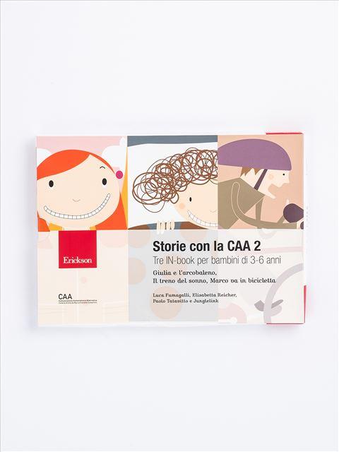 Storie con la CAA 2 - Giornata Mondiale Autismo | Il coronavirus spiegato ai bambini