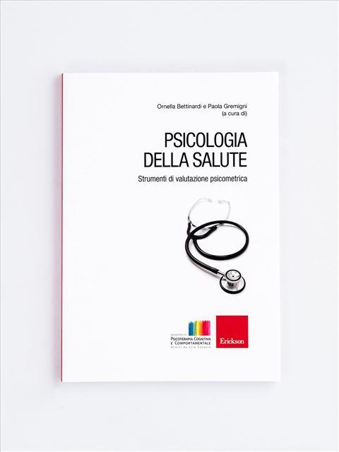 Psicologia della salute - Remainders - Erickson