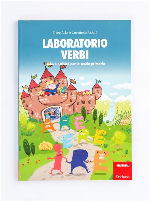 Laboratorio Verbi Libri App E Software Erickson