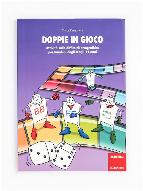 Doppie in gioco - Libri - App e software - Erickson