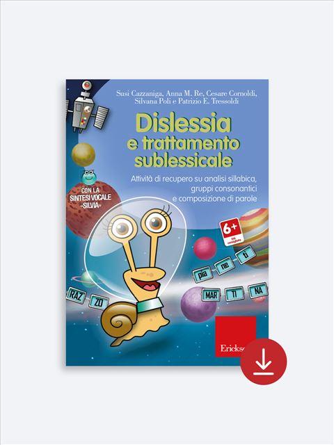 Dislessia e trattamento sublessicale - Libri - App e software - Erickson 6