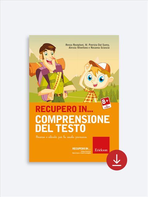 RECUPERO IN... Comprensione del testo - Libri - App e software - Erickson 6
