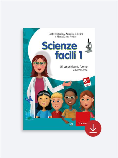 Scienze facili Download - Prima parte - Erickson Eshop
