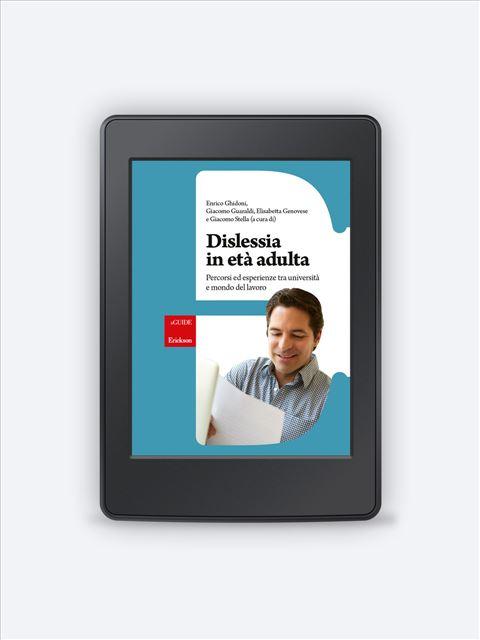 Dislessia in età adulta - Libri - Erickson 3