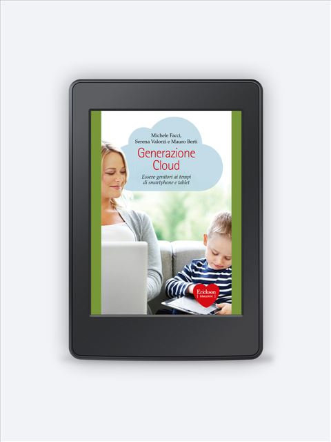 Generazione Cloud Ebook - ePub2 - Erickson Eshop