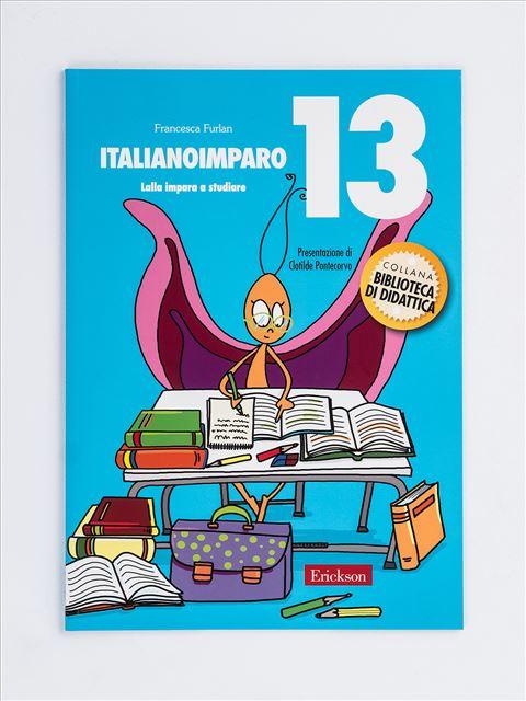 ItalianoImparo 13 - Didattica per competenze - Erickson