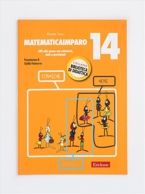 MatematicaImparo 14 - Didattica per competenze - Erickson
