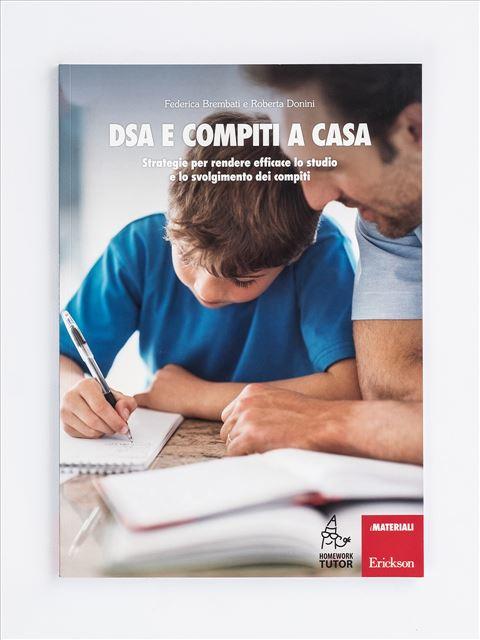 DSA e compiti a casa - Compiti - Erickson