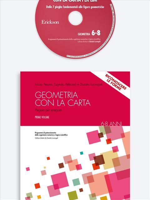 Geometria con la carta - Volume 1 - Geometria - Erickson 3