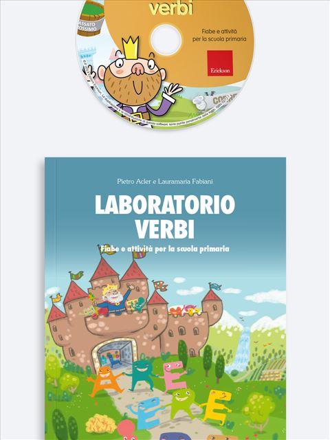 Laboratorio verbi - App e software per Scuola, Autismo, Dislessia e DSA - Erickson 3