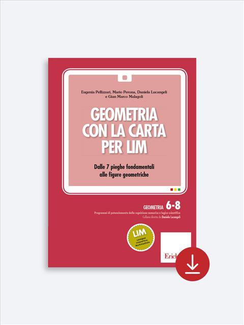 Geometria con la carta - Volume 1 - Geometria - Erickson 2