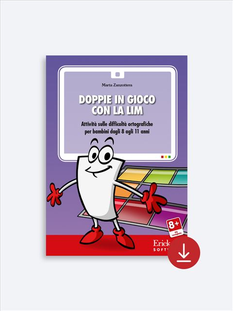 Doppie in gioco - Libri - App e software - Erickson 5