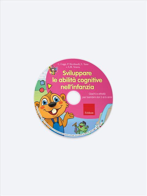 Sviluppare le abilità cognitive nell'infanzia - Memoria - Erickson