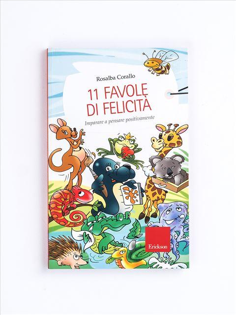 11 favole di felicità - Storie sociali per l'autismo - Libri - Erickson