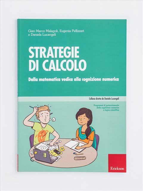 Strategie di calcolo - Discalculia - Erickson