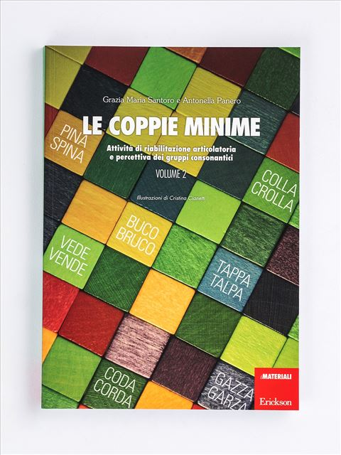 Le coppie minime - Volume 2 - Libri - App e software - Erickson 9