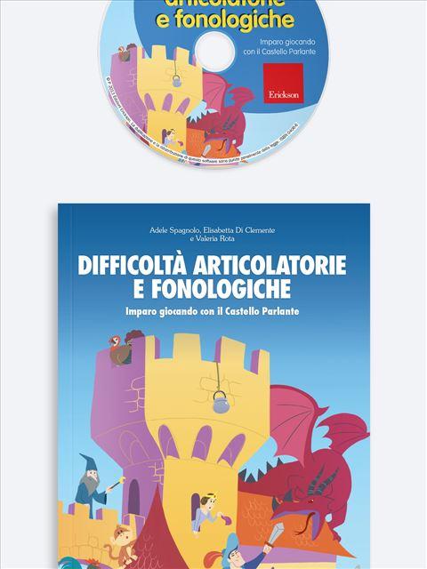 Difficoltà articolatorie e fonologiche - App e software per Scuola, Autismo, Dislessia e DSA - Erickson 3