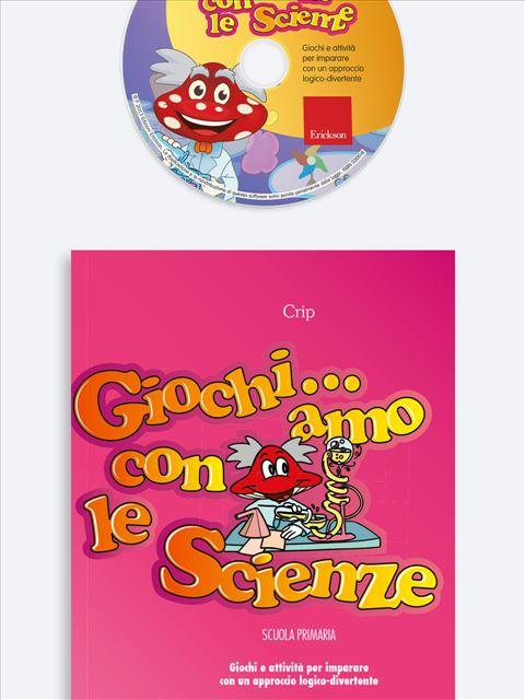 Giochi... amo con le scienze - Scuola primaria - Libri - App e software - Erickson 7