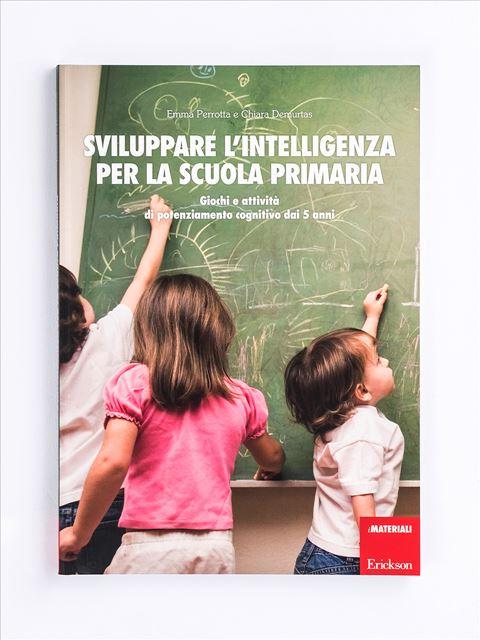 Sviluppare l'intelligenza per la scuola primaria - App e software per Scuola, Autismo, Dislessia e DSA - Erickson 3