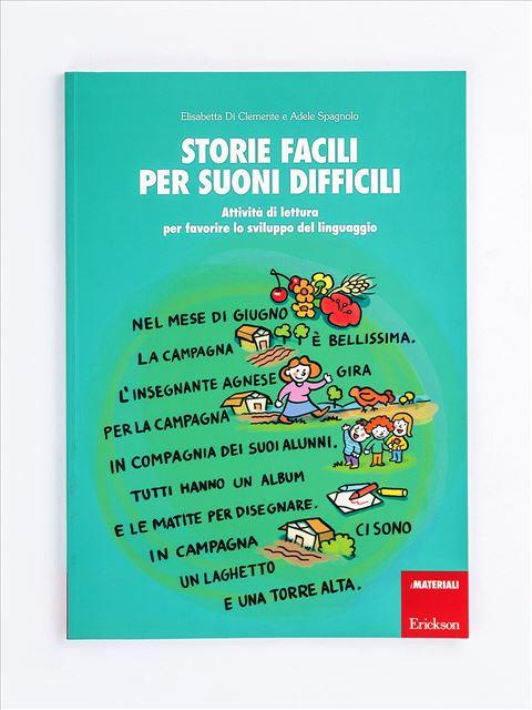 Storie facili per suoni difficili - Libri - App e software - Erickson 5