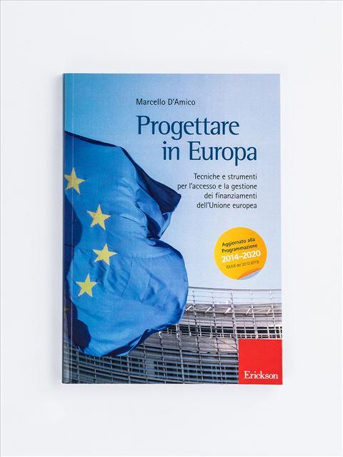Progettare in Europa - Strumenti per le professioni sociali e sanitarie - Erickson