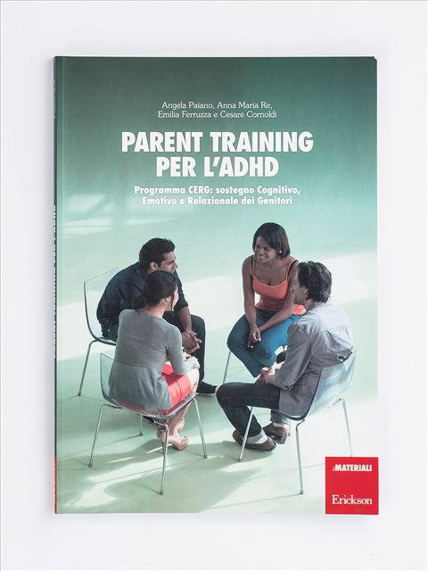 Parent training per l'ADHD - ADHD in pediatria - Libri - Erickson